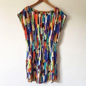 Shoshanna print dress